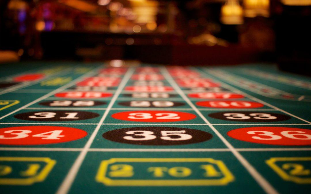 Casino Day!
