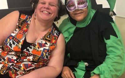 Mid-Cape Access Center Halloween Celebration