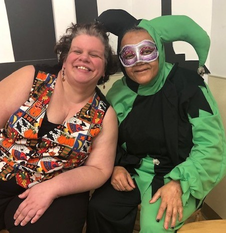 Mid-Cape Access Center Halloween Celebration